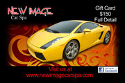 New Image Car Spa - Complete auto detailing services