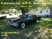 Carrosserie,  auto body repair,  classic car restoration