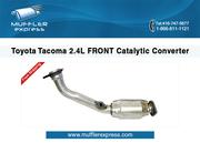 Muffler Express: Toyota Camry Catalytic Converter Store