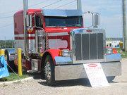 Heavy duty truck oil change