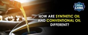 How Are Synthetic Oil And Conventional Oil Different?