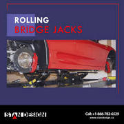 Rolling Bridge jack Canada at StanDesign